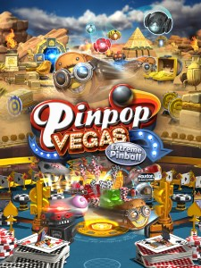 VEGAS: Extreme Pinball Launched for Mobile by Nexon Korea