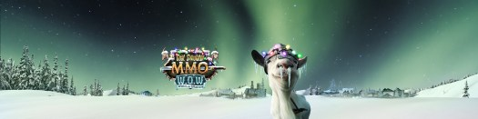 Goat MMO Simulator: WoW Free Update Now Available on iOS