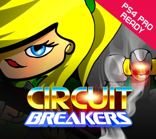 Circuit Breakers Releases Today on PS4 and PS4 Pro, Enter to Win PS4 Pro