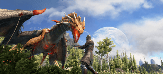 DARK AND LIGHT Multiplayer Survival Game New Dragon Video and Screenshots