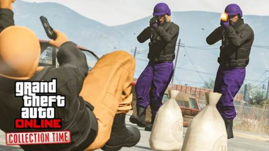 GTA Online New Dewbauchee Specter & Collection Time Adversary Mode