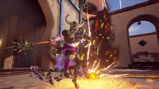Mirage: Arcane Warfare Introduces the Taurant Class Brutal Bull