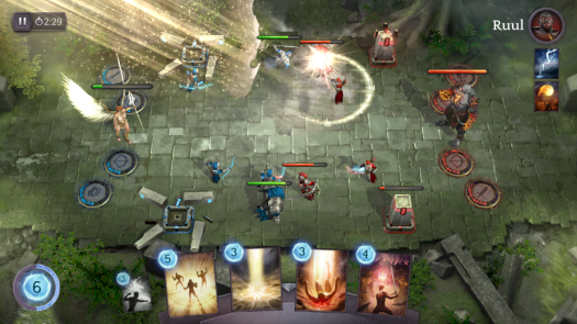 Spellsouls: Duel of Legends Strategic PvP Combat Title Coming to Mobile