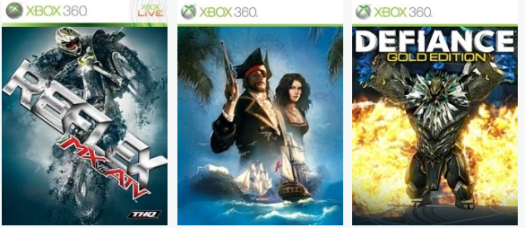 Xbox Deals with Gold and Spotlight Sale (Jan. 3)