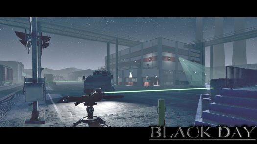 BLACK Day Shooter Now Available on Steam Early Access