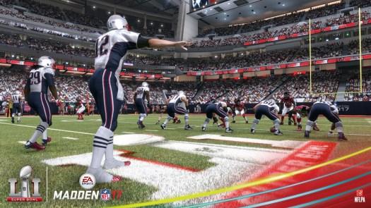 Madden NFL 17 Super Bowl LI Predicts New England Patriots as Winner