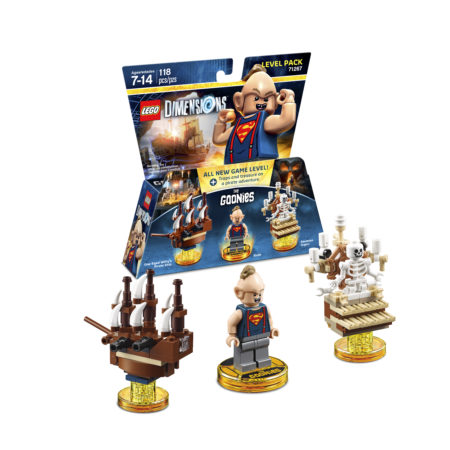 LEGO Dimensions Welcomes The Goonies, LEGO City, More Harry Potter Wave 8 Characters this May