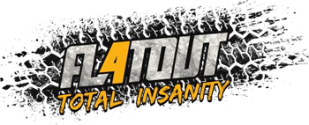 FLATOUT 4: TOTAL INSANITY Demolition Derby Style Racing Launching for Consoles in April