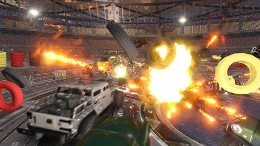 FlatOut 4: Total Insanity Available Now at Retail in North/South America