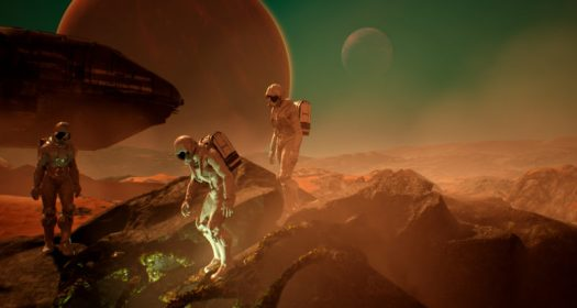 Genesis Alpha One Joins Team17 Games Label