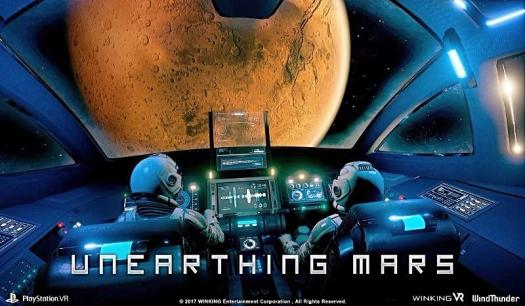 UNEARTHING MARS Prepares for GDC 2017 Landing and Confirms Western Market Release