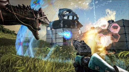 ARK: Survival Evolved Launches New Content for Consoles