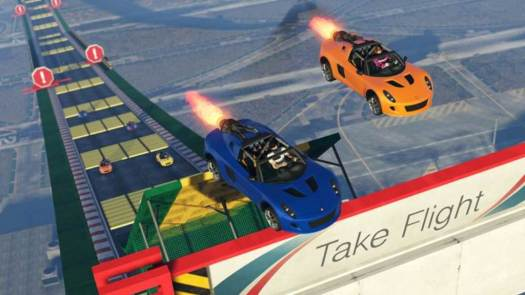GTA Online Special Vehicles and New Props in Race Creator, Introducing the Hijack Ruston