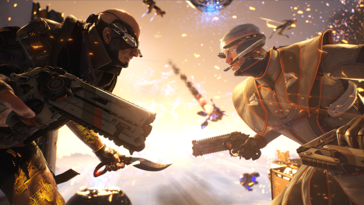 LawBreakers First Closed Beta Has Begun