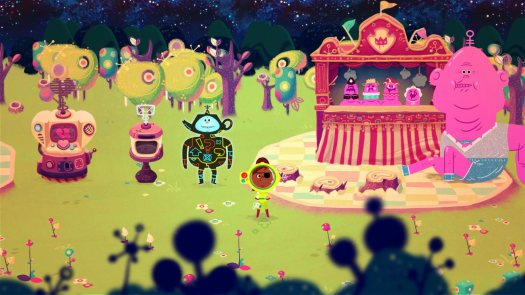 Roguelike LOOT RASCALS Now Available on PS4 and PC