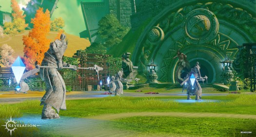 REVELATION ONLINE Stardust Update Now Available
