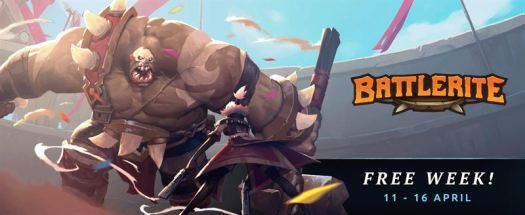 Battlerite Free Week Starts Tomorrow