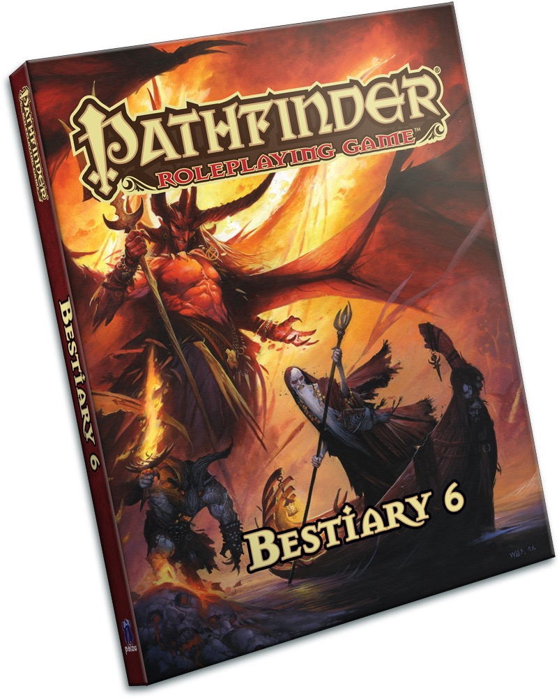 Bestiary 6 Now Out for Pathfinder RPG - Gaming Cypher