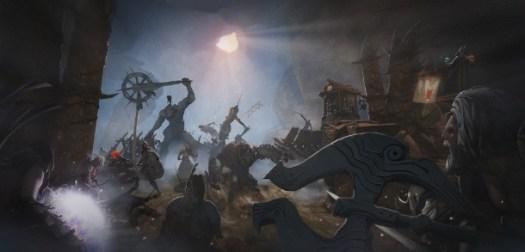 """BLACK DESERT ONLINE Gigantic Ocean Boss """"Vell"""" and New Striker Class Announced"""