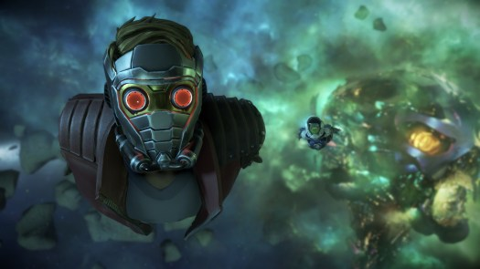 Marvel's Guardians of the Galaxy: A Telltale Series EP. 1 - Tangled Up in Blue Review for PC