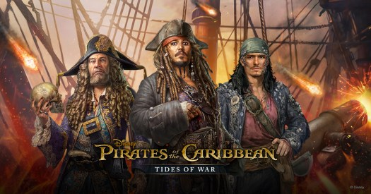 Pirates of The Caribbean: Tides of War Major Content Update Announced by Joycity