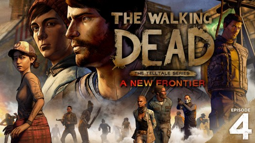The Walking Dead: The Telltale Series - A New Frontier Continues with Ep. 4 Thicker Than Water on April 25
