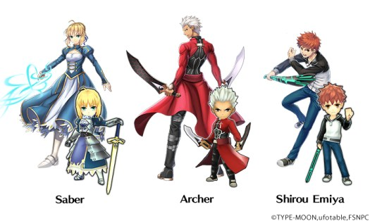 Valkyrie Connect Starts Collaboration with Fate/stay night [Unlimited Blade Works]