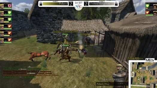 Battle of Bucharest: Mount & Blade's First eSports Event Announced
