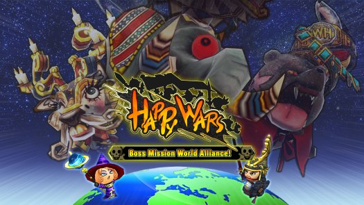 HAPPY WARS Kicks Off World Alliance Mode Today on Xbox and Windows 10 PC