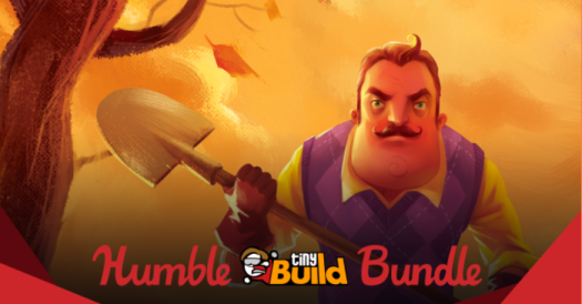 Humble tinyBuild Bundle Launches Today with12 Games Including Hello Neighbor