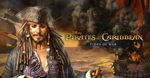Pirates of the Caribbean: Tides of War Available Now for Mobile Devices