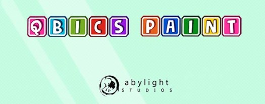 Qbics Paint Announced for Nintendo Switch by Abylight Studios