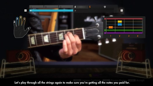 Rocksmith for iOS Announced by Ubisoft