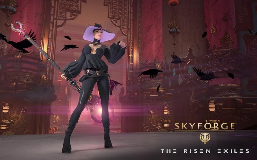 SKYFORGE The Risen Exiles Expansion Launches May 16