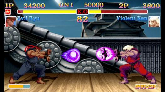 Ultra Street Fighter II: The Final Challengers Available Now for Nintendo Switch