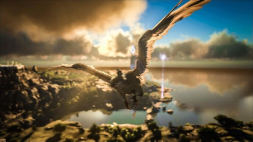 ARK: Survival Evolved Announces Release of First Official Sponsored Mod - Ragnarok!, New E3 Trailer