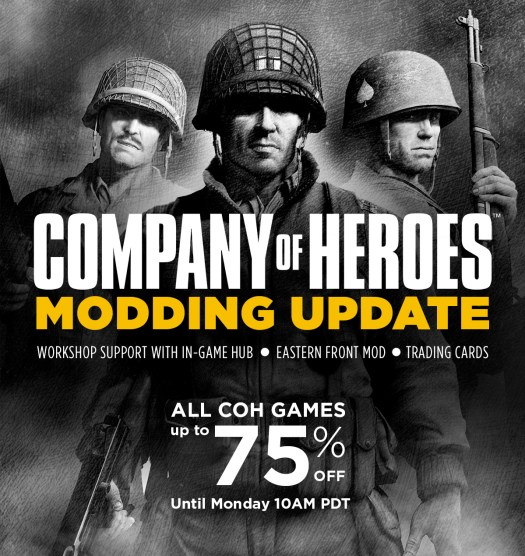 Company of Heroes Gets Modding Update