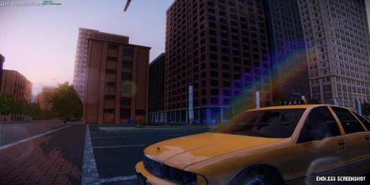 Endlessz Open World Game New Chicago City Streets Dev Diary Released