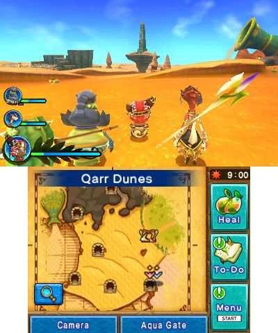 Nintendo Download: Build Your Own Oasis
