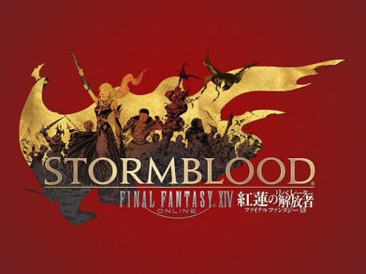 FINAL FANTASY XIV: STORMBLOOD Blood Drive Tour Being Launched by Square Enix and The Red Cross