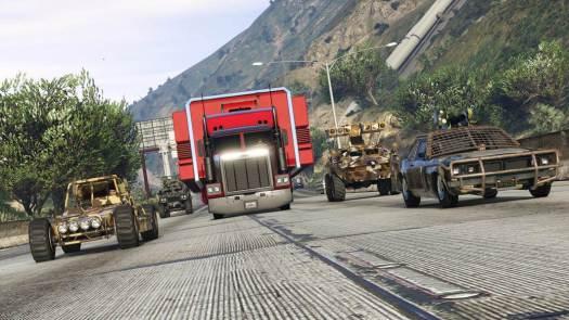 GTA Online: Gunrunning Latest Details Revealed