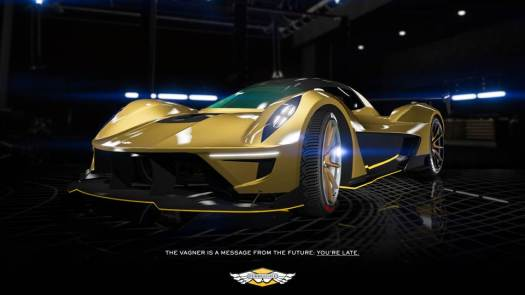 GTA Online: The Dewbauchee Vagner Supercar, Dawn Raid Mode, Independence Day MOC Liveries & More