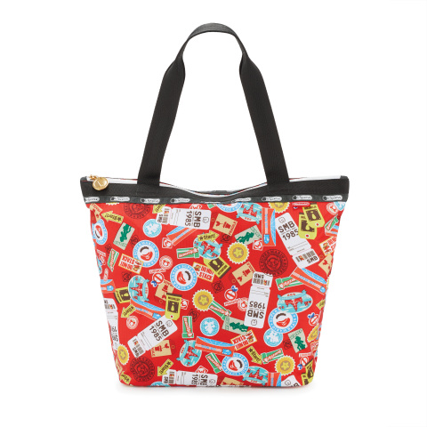 LeSportsac and Super Mario Power up for a New Travel Collection