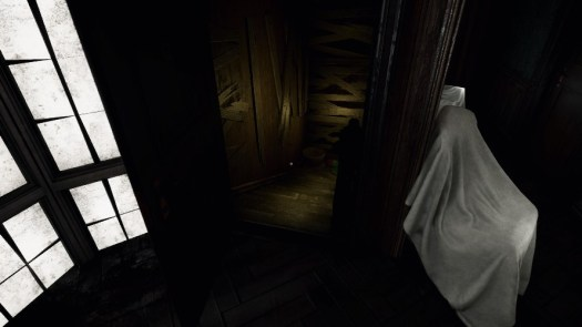 NO70: EYE OF BASIR Horror Supernatural Walking Simulator Now on Steam