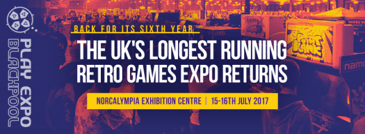 PLAY Expo Blackpool New Details Revealed