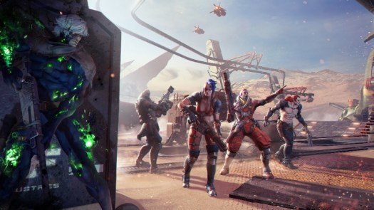 Raiders of the Broken Planet Review for PC