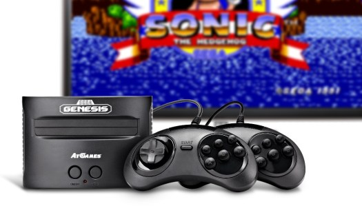 New Atari 2600 and Sega Genesis Flashback Consoles on Sale Today