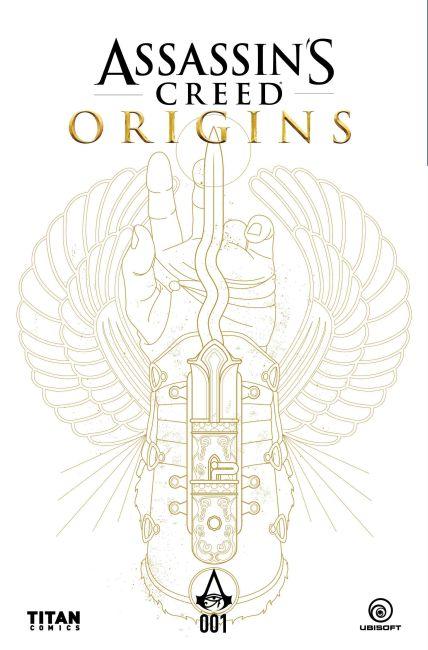 Ubisoft Announces Publishing Range Expanding the Universe of Assassin's Creed Origins