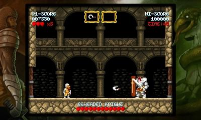 Cursed Castilla Review for Nintendo 3DS