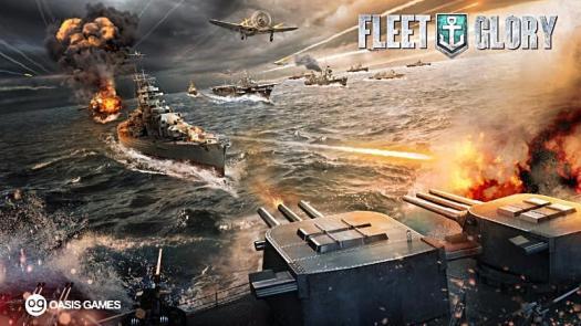 Fleet Glory New Trailer Reveals Fierce WWII Naval Combat Action